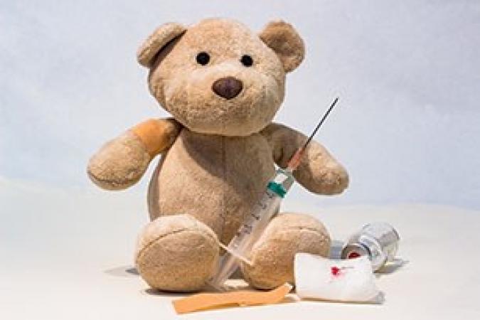 Debat woensdag 3 mei: 'Komt een kind bij de dokter'