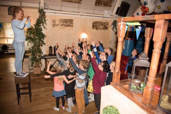 Project 'Inclusieve Klassenfeestjes' succesvol in het Jeugdjournaal!